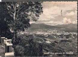 1956 PANORAMA DAI CAMALDOLI  FG V SEE 2 SCAN ANIMATA CON FRATE - Napoli