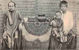Vietnam - Types Annamites - Vietnam