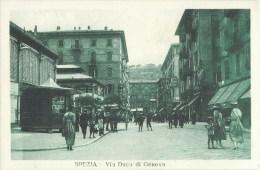 SPEZIA VIA DUCA DI GENOVA ITALIA - La Spezia