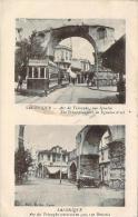 Grèce - Salonique - Arc De Triomphe Rue Ignata, Arc De Triompjhe Construit En 302 Rue Egnatia - Griechenland