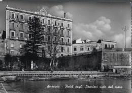1952 SIRACUSA HOTEL DEGLI STRANIERI FG V SEE 2 SCAN - Siracusa