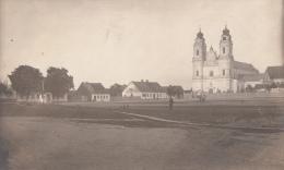 WIRBALLEN-KIRCHE-CARTE PHOTO - Lituania