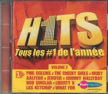 Hits  Tous Les 1 De L'annee  Vol 2 - Dance, Techno & House