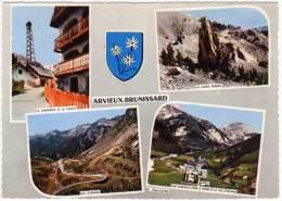Arvieux-Brunissard, Multivues (Impr. Combier) - Autres Communes