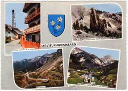 Arvieux-Brunissard, Multivues (Impr. Combier) - France