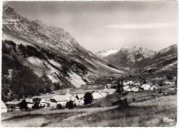 Le Lauzet, Vue Générale ...col Du Lautaret (Impr. Combier) - Autres Communes