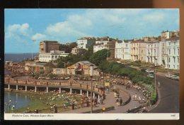 CPSM Royaume Uni WESTON SUPER MARE Madeira Cove - Weston-Super-Mare