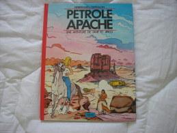 PETROLE APACHE EO DE 1985. - Dixie Road