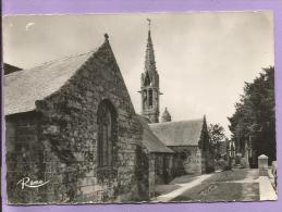 Dépt 29 - LA FORET-FOUESNANT - L'Eglise  - Photo Véritable - Oblitérée En 1957 - La Forêt-Fouesnant