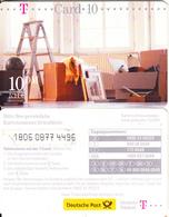 GERMANY - Home, T Telecom Prepaid Card 10 DM/5.11 Euro, Exp.date 12/01, Used - GSM, Cartes Prepayées & Recharges