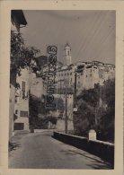 06 - Photographie Originale De Lucéram - Vue Générale - (format 10 Cm Par 14 Cm). - (voir Scan). - Photos