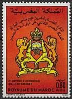 Maroc, N° 998 à N° 999** Y Et T - Morocco (1956-...)