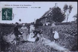 DOUANE FRANCO BELGE LES FEMMES - Dogana