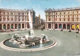 Italy Roma Rome Piazza Estreda