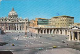 Italy Roma Rome Piazza San Pietro