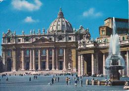 Italy Roma Piazza San Petro