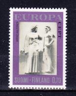 FINLAND  1974   Europa  CEPT  ,  Y&T #    713  ,  Cv  3.50  E  , ** M N H , V V F - Europa-CEPT