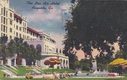 Georgia Augusta Bon Air Hotel 1952