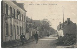 DORNES (Nièvre) - Route De Decize - Gendarmerie - France