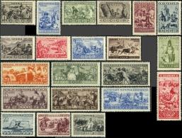 Russia (USSR) 1933 .07 OG _Free Reg. Shipping_ Ethnography Of USSR - 1923-1991 USSR