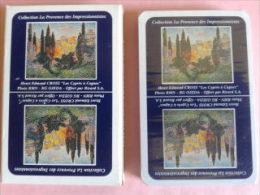Collection La Provence Des Impressionnistes. Henri Edmond Cross. Jeu Neuf De 32 Cartes Sous Blister. Offert Par Ricard - Speelkaarten