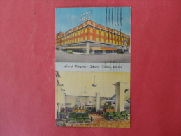 - Idaho > Idaho Falls  Hotel Rogers Line 1946 Cancel  -  Ref 992 - Idaho Falls