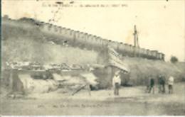 Belgique:CHEMIN DE FER:SOLRE_SUR_SAMBRE(Hainaut):Déraillement Du 30 Juillet 1906. - Catastrophes