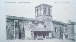 PARTHENAY      EGLISE DE LA PEYRATTEJ360 - Parthenay