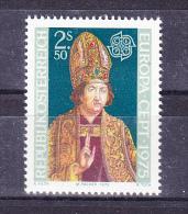 AUSTRIA  1975  Europa  CEPT  ,  Y&T   #    1316 ,  Cv  1.50  E  , **   M N H , V V F - Europa-CEPT