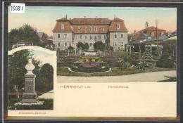 HERRNHUT - HERRSCHAFTSHAUS - TB - Herrnhut