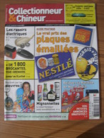 COLLECTIONNEUR & CHINEUR N° 018 - 15 JUIN 2007 - SOLDATS BRITAINS / LE PRIX DES PLAQUES EMAILLEES / MIGNONETTES - Brocantes & Collections