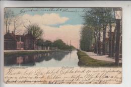 NL - OVERIJSSEL - DEDEMSVAART - Hoofdvaart 1903, Kl.Knick