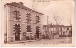 A201 - Albi - Casernes Lapérouse - 15me R.I.A. - Le Poste - Albi