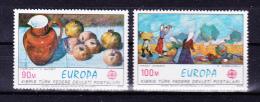 CYPRUS ( Turkey )  1975     Europa  CEPT  ,  Y&T   #   14/5  ,      Cv  4.00  E  , **   M N H , V V F - Europa-CEPT