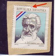 ANTE STARCEVIC-POLITICIAN-ERROR-CROATIA-1992
