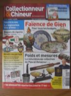 COLLECTIONNEUR & CHINEUR N° 059 - 1er MAI 2009 - FAÏENCE DE GIEN / NOREV / BAGUES DE CIGARES / ORTF - Brocantes & Collections