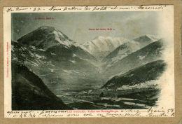 Annecy (Haute-Savoie) Aux Environs, Les Bauges. - Annecy