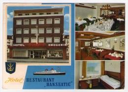 """Postcard - Hotel """"Hanseatic"""", Sollingen   (V 17971) - Solingen"""