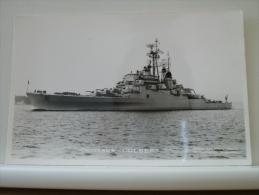 CROISEUR COLBERT -  (EDITIONS  MARIUS BAR TOULON) - Warships
