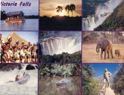 (661) Victoria Falls - Zimbabwe