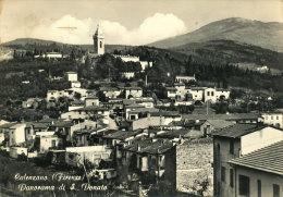 CALENZANO (FIRENZE) PANORAMA DI S. DONATO 1961 - Firenze
