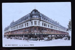 PARIS AU BON MARCHE - Magasins
