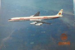 Iberia Douglas 8 - 63 - Ohne Zuordnung
