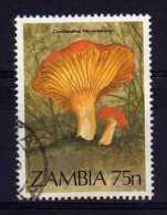 Zambia - 1984 - 75n Fungi - Used - Zambie (1965-...)