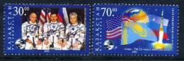 KAZAKHSTAN 2002 Cosmonautics Day MNH / ** - Kazakhstan