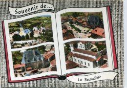 CPSM 42  LA PACAUDIERE MULTI VUES 1969 Grand Format 15 X 10,5 - La Pacaudiere