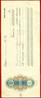 1938 ESTONIA BILL OF EXCHANGE 50 KROONI W89 - Estland