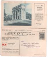 Laboratorio Chimico Farmaceutico Giorgio Zoja - Milano - Bolzano (Bozen)