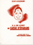 - BUVARD Caisse D'épargne - 221 - Bank & Insurance