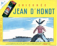 - BUVARD Chicorée JEAN D'HONDT N°6 - 223 - Koffie En Thee